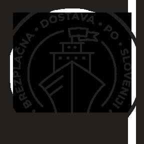 Brezplačna dostava po Sloveniji